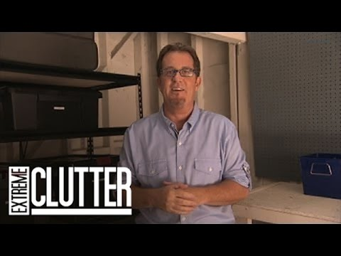 Deleted s: How to Organize Your Garage  Extreme Clutter  Oprah Winfrey Network
