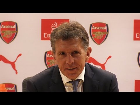Arsenal 2-1 Southampton - Claude Puel Full Post Match Press Conference