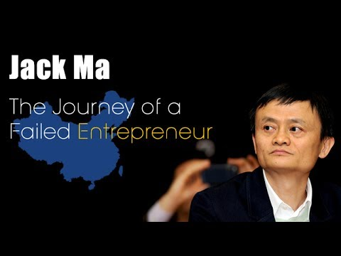 The World's Greatest Failure | Jack Ma Success Life Story | Chairman of Alibaba Group