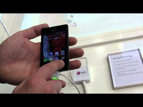 MWC2013: LG Optimus L3 II