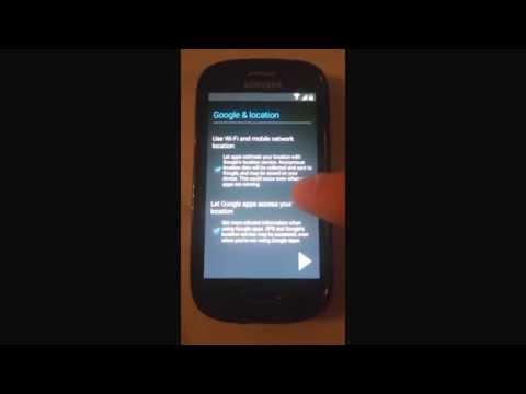 How to Reset Samsung  Galaxy S3 mini i8190 & mini ve i8200