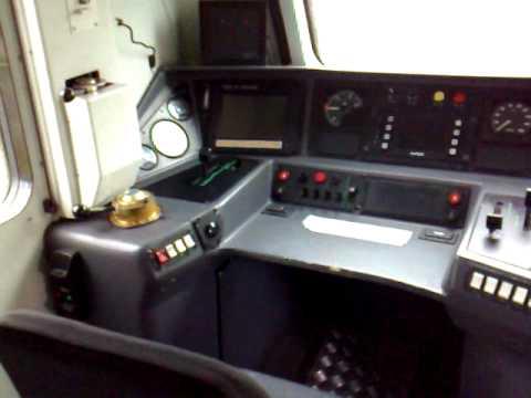 Motrice treno cabina youtube for Cabina principale delta