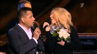 Любэ и Людмила Соколова   Долго Золотой граммофон 2013