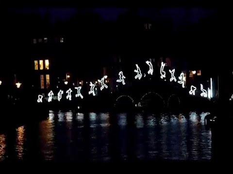 Amsterdam lights festival 2016