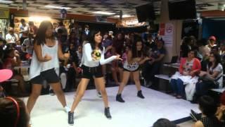 Loving U - Sistar (Dance Cover By I.C.) Plaza de la tecnologia Mty. Thumbnail