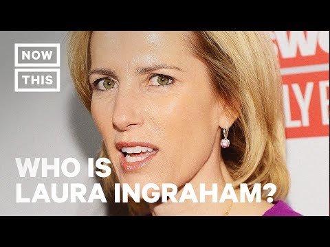 Who Is Laura Ingraham? Narrated by Cole Escola | NowThis