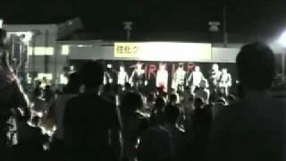 住化夏祭り 2008 (Sumika Festival) スリラー/Thriller (固定カメラ)