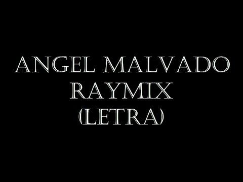 Ángel Malvado - Raymix