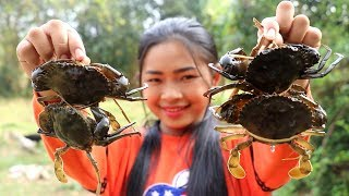Awesome Cooking: Crab Plus Delicious Recipes - Cook Crabs Recipe - Village Food Factory