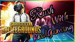 PUBG MOBILE LIVE UNLIMITED CUSTOM ROOMS  !raid for ur points #stayhome #staysafe