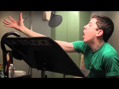 ParaNorman 2012 : Voice Sessions: