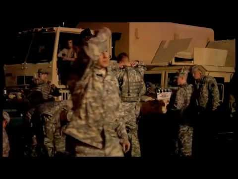 [RAW Video] 2015 Baltimore Riots; Maryland Army National Guard Soldiers Patrol the streets