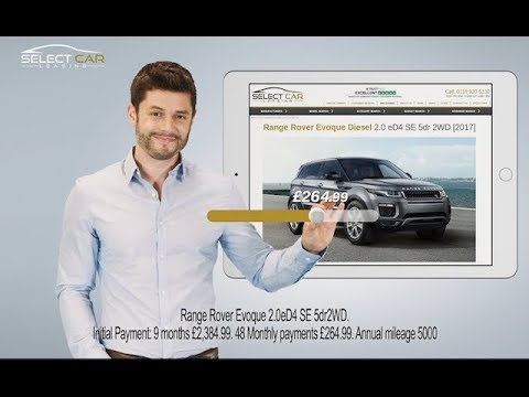 Select Car Leasing Television Commercial