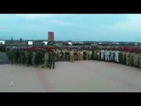 Pakistan Army Attan — Bibi Sherini, 2018
