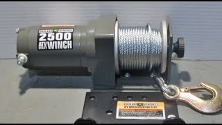 BADLAND 2500 ATV WINCH