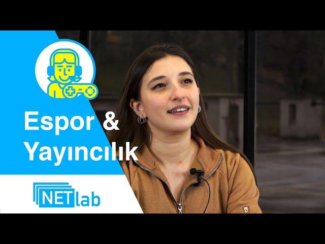"""Yayıncılık ve Dijital Oyun - Pelin """"Pqueen"""" Baynazoğlu"""