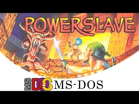 PowerSlave aka. Exhumed [MS-DOS]