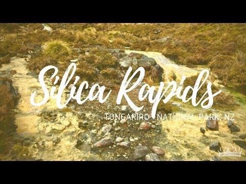 Silica Rapids Walk, Tongariro National Park :: Long White Gypsy