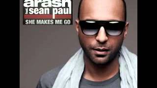 Скачать Arash Feat Sean Paul She Makes Me Go Official Audio
