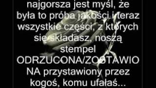 Patrycja Markowska Pożegnanie