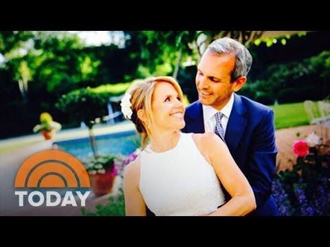 Katie Couric Describes Her Wedding | TODAY