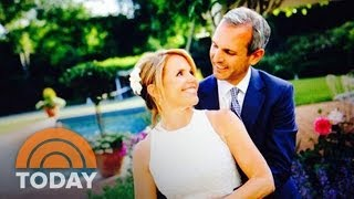 Katie Couric Describes Her Wedding | TODAY