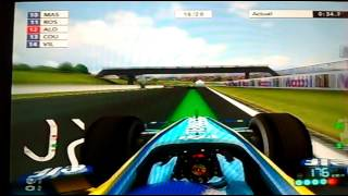 F1 2006- ps2 modo hard