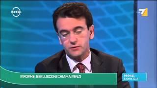Omnibus - D'Attorre: Abbiamo inchiodato Berlusconi al rispetto dell'accordo