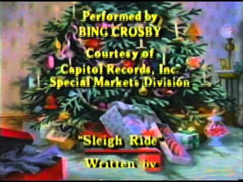 closing to disneys sing along songs very merry christmas songs 1988 vhs
