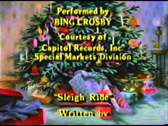 Disney Sing Along Songs Very Merry Christmas Songs 2002.Closing To Disney S Sing Along Songs Very Merry Christmas