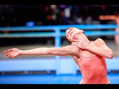 Natalia Osipova rehearses Anastasia (The Royal Ballet)