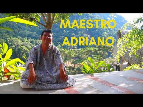 Lotus Vine Journeys Maestro Adriano Singing A Classic Shipibo Icaro