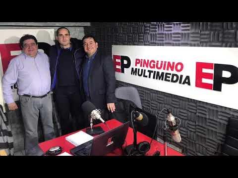 Entrevista a José María Fernández y Wilson Verdugo en radio d Chile. Proyecto MUSE y Ability Connect