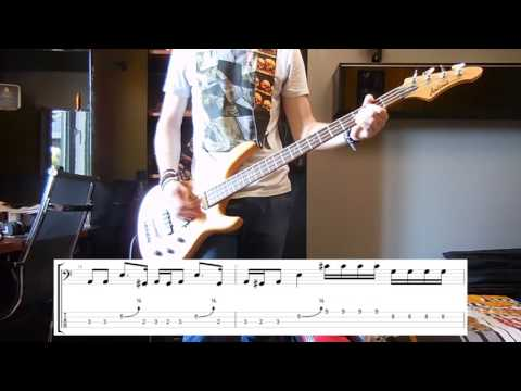 Royal Blood - Hole In Your Heart Keyboard and Bass cover with tabs