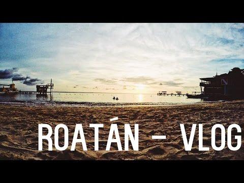 Travel Vlog Roatán, Honduras | Mr.Hombre