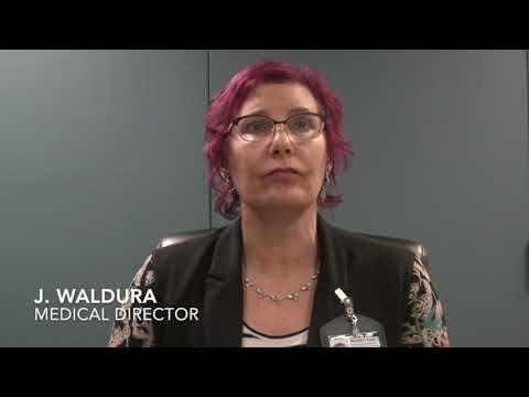 COVID-19 educational video for Santa Rita Jail inmates by Wellpath medical director Jess Waldura