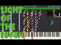 Download [Game of Thrones] BEST MIDI - Light of the Seven MP3 song and Music Video