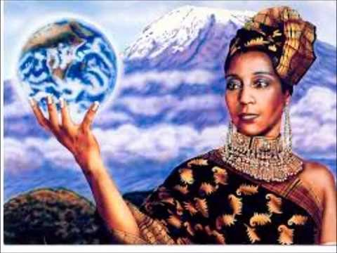 Historic Role of African Women: Female Dieties and Council of Elders