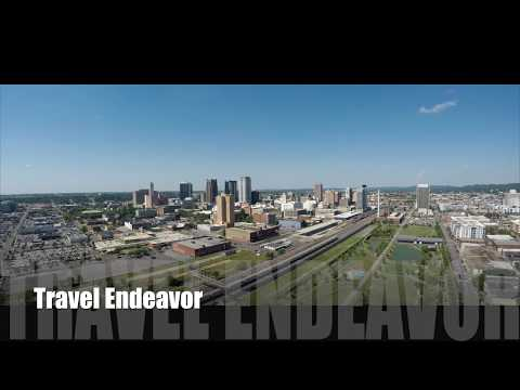 🚌  🏙 Travel Endeavor - Downtown Birmingham, Alabama - GoPro Karma 4K