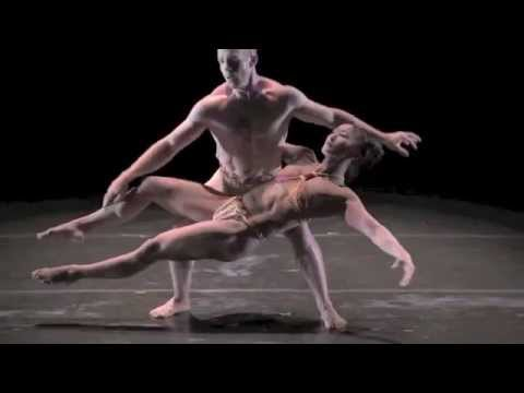 partnering reel   Eriko Jimbo Pilobolus Dance Theater