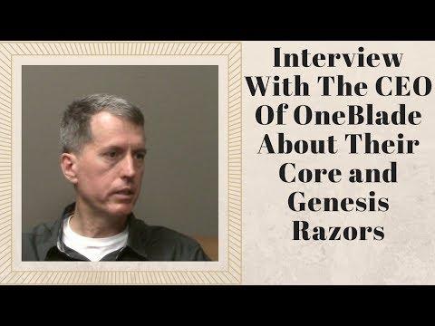 OneBlade CEO Interview