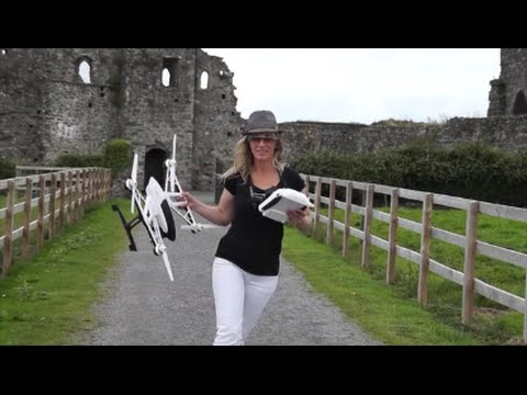 Dunbrody Abbey in Co Wexford Ireland | Yunmeec Q500