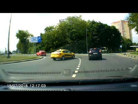 Так водят таксисты в Люберцах