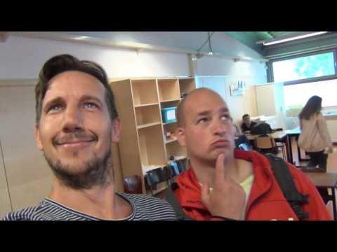 Diploma uitreiking Elde College vmbo Zorg & Welzijn, Groen