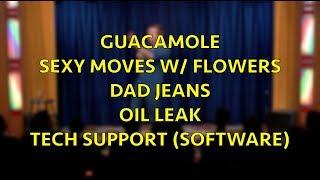 Guacamole? Time for a Millennial Freestyle Rap - TWBFR #1