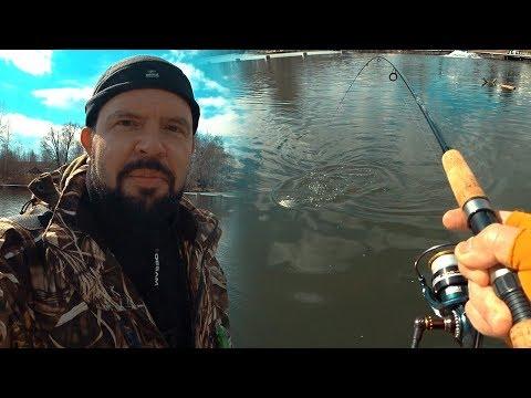 Платная рыбалка на форель Обзор платника Барыбино 2019