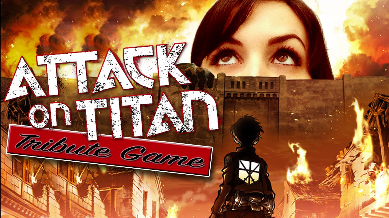 Images Of Attack On Titan Tribute Game Unblocked At School
