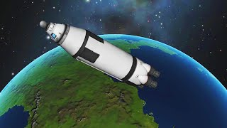 Repeat youtube video WORLDS BIGGEST SPACE SHIP! (Kerbal Space Program)