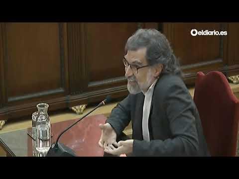 Alegato final de Jordi Cuixart en el juicio del procés