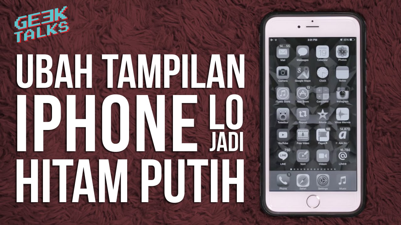 Unduh 600 Wallpaper Iphone Hitam Putih HD Paling Keren